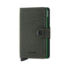 Secrid Twist Green Gents Mini Wallet