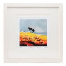 Sharon McDaid Catching Atlantic Breeze 18 x 18 Frame
