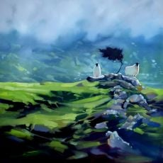 Sharon McDaid Mountain Mist Mount