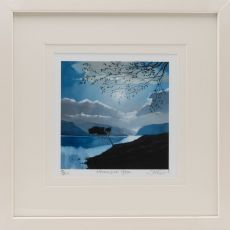 Sharon McDaid November Moon 12 x 12 Frame