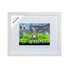 Simone Walsh '5 in a Row, Alive Alive Oh'  Frame 11 x14