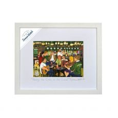 Simone Walsh 'Having The Craic' Ireland Large Frame