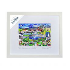 Simone Walsh On Campus UCD Large Frame