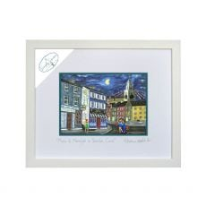 Simone Walsh Shandon Music Cork Frame