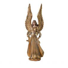 Gold Angel Christmas Ornament