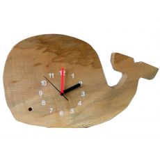 Sam agus Nessa Whale Of A Time Clock