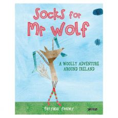 Socks For Mr Wolf Book