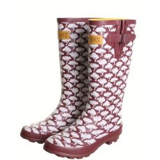 Ulster Weavers Story Horse Walk With Me Wellies Size 8.