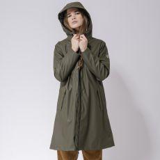 Tanta Rainwear Nuovola Khaki Rain Jacket