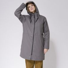 Tanta Rainwear Vand Grey Waterproof Coat
