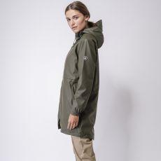 Tanta Rainwear Vand Khaki Waterproof Coat