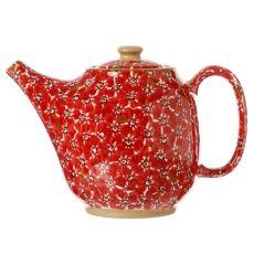 Nicholas Mosse Teapot Lawn Red