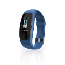 Techmade Smart Fit Blue Smart Watch