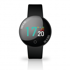 Techmade Joy Black Smart Watch
