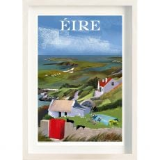 The Ireland Posters Store Eire Frame