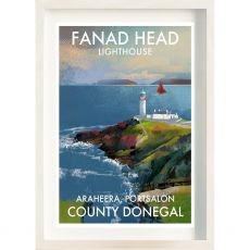 The Ireland Posters Store Fanad Frame