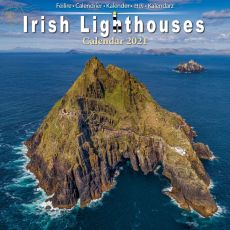 Real Ireland Irish Lighthouses Calendar