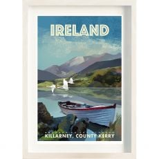 The Ireland Posters Store Killarney Frame