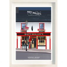 The Ireland Posters Store Matt Molloy's Frame