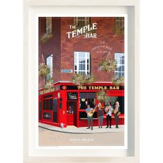 The Ireland Posters Store Temple Bar Frame