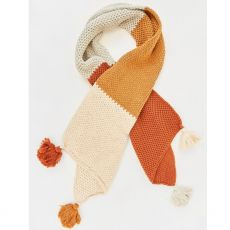 The White Stuff Annabelle Colourblock Scarf