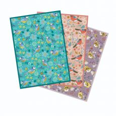 Tipperary Crystal Birdy Set of 3 T-Towels