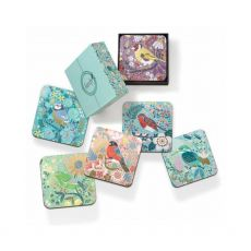 Tipperary Crystal Birdy Set of 6 Coasters