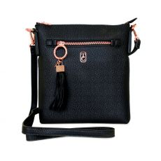 Tipperary Crystal Chelsea Black Crossbody