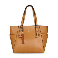 Tipperary Crystal Tan Grafton Tote