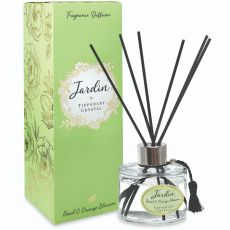 Tipperary Crystal Jardin Basil & Orange Diffuser