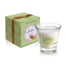 Tipperary Crystal Jardin Candle Basil & Orange