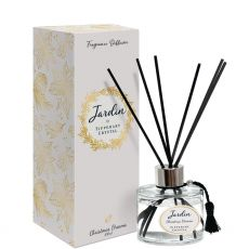Tipperary Crystal Jardin Collection Christmas Diffuser - White