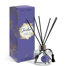 Tipperary Crystal Jardin Fig & Blackcurrant Leaf Diffuser