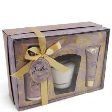 Tipperary Crystal Jardin Lavender Gift Set
