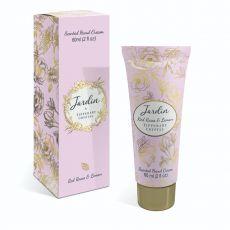Tipperary Crystal Jardin Red Roses & Lemon Hand Cream