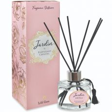 Tipperary Crystal Jardin Wild Rose Diffuser
