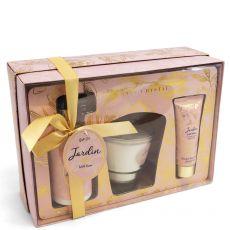Tipperary Crystal Jardin Wild Roses Gift Set