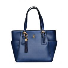 Tipperary Crystal Grafton Navy Tote