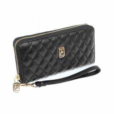 Tipperary Crystal Palermo Black Wallet