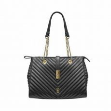 Tipperary Crystal Versailles Black Shoulder Bag