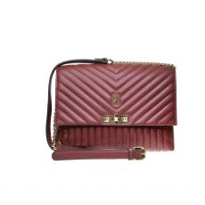 Tipperary Crystal Versailles Burgundy Crossbody