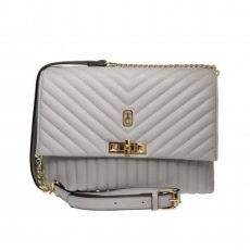 Tipperary Crystal Versailles Grey Crossbody