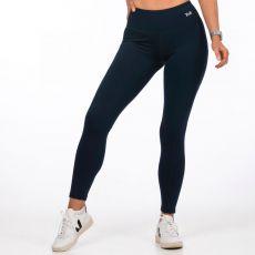 Trendy & Bendy Navy Chloe Leggings model