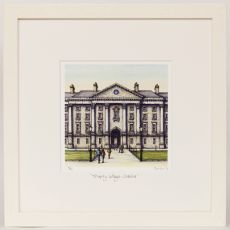 Jim Scully Square Frame Trinity College