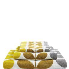 Orla Kiely Trio Stem Dune Hand Towel