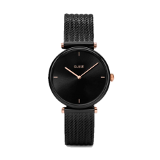 Cluse Triomphe Mesh Black Watch