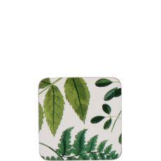 Ulster Weavers 4 Corked Coaster Foliage