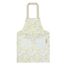 Ulster weavers child apron yellow