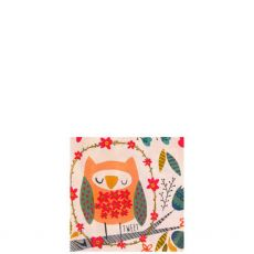 Ulster Weavers Paper Napkins Twit Twoo
