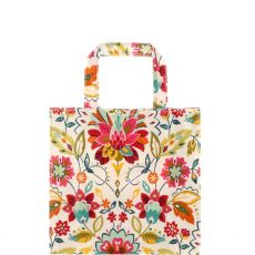 Ulster Weavers PVC Small Tote Bountiful Floral